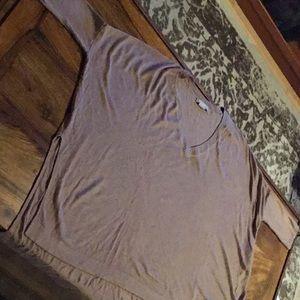 H&M Silky bat sleeves sweater